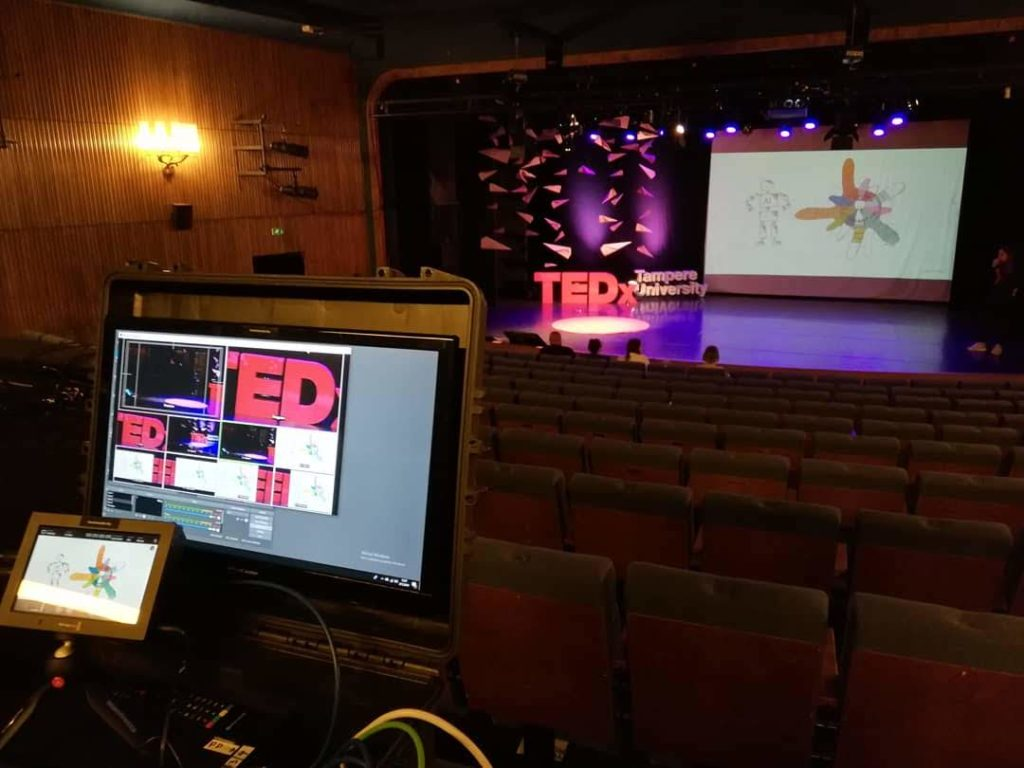 TEDx tapahtuma